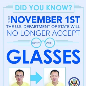 No Glasses Infographic